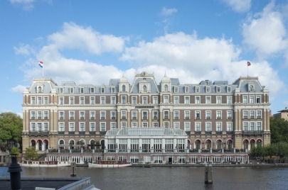 The Amstel hotel