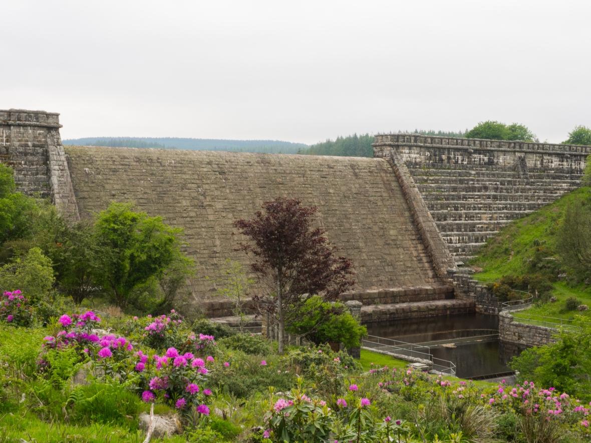 Fernworthy dam